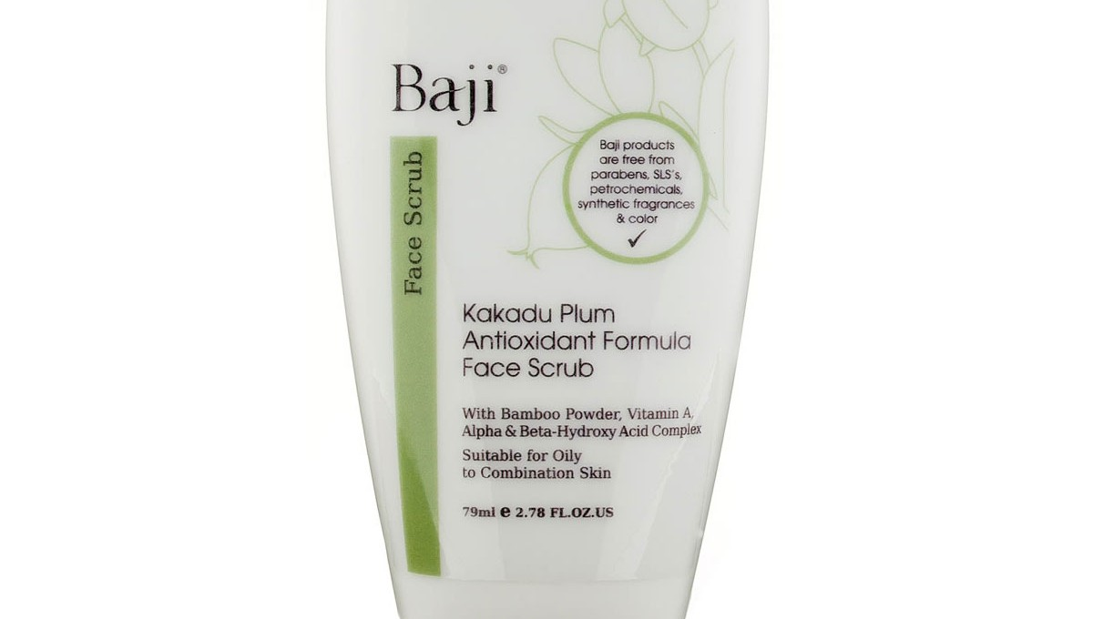 Bamboo Powder Face Exfoliate