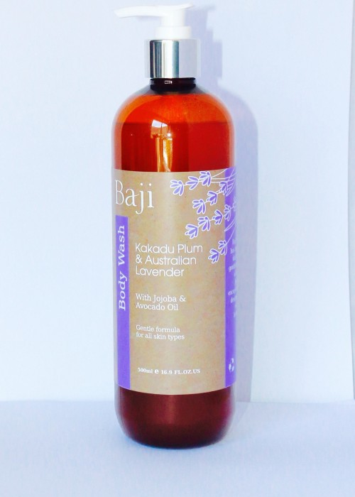 Mild Foaming Body Wash [Kakadu Plum & Lavender]