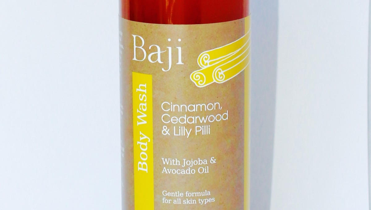 Body Wash [Cinnamon, Cedarwood & Lilly Pilli]