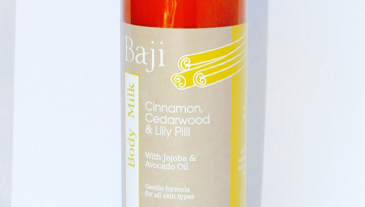 Body Milk [Cinnamon, Cedarwood & Lilly Pilli]