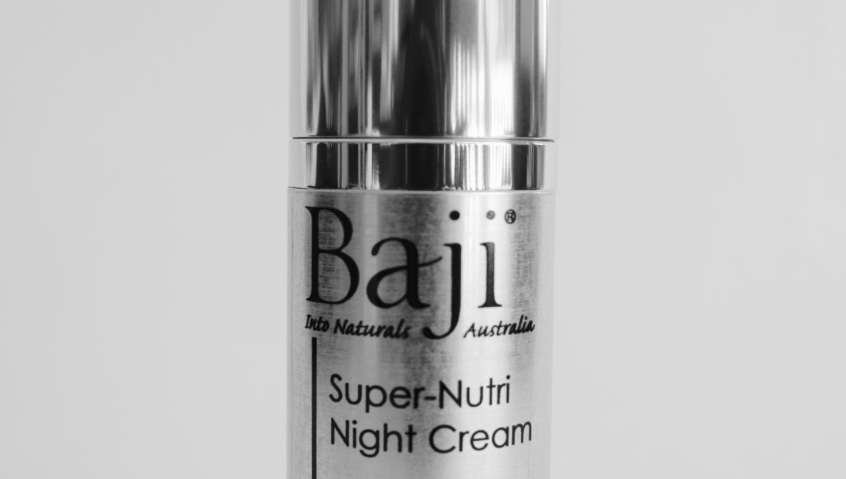 Baji Super-Nutri Night Cream